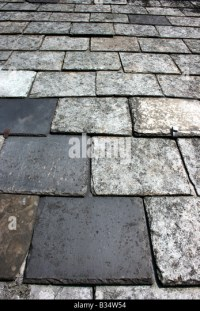Slate Tile Roof Uk Stock Photos & Slate Tile Roof Uk Stock ...