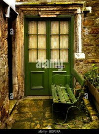 Doorway House Uk Stock Photos & Doorway House Uk Stock