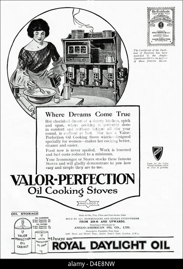 1920s Advertising American Stock Photos & 1920s