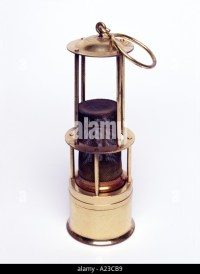 Davy Lamp Stock Photos & Davy Lamp Stock Images - Alamy