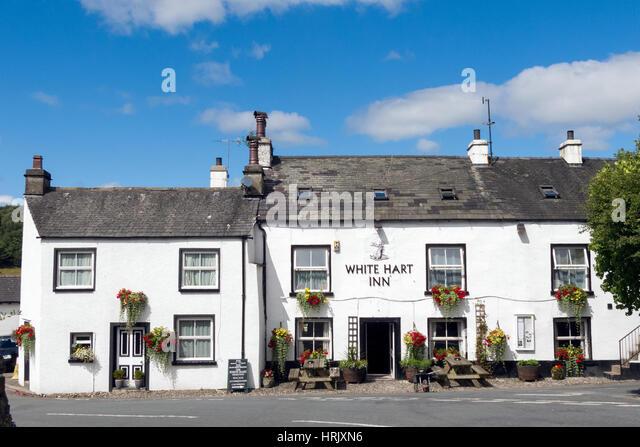 White Hart Inn Stock Photos  White Hart Inn Stock Images