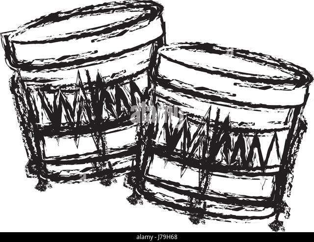 Brazil Carnival Drum Stock Photos & Brazil Carnival Drum