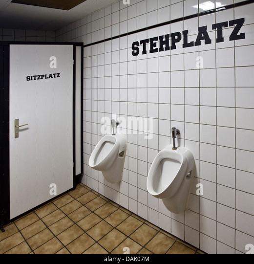 german bathroom door signs Restroom Door Signs Stock Photos & Restroom Door Signs