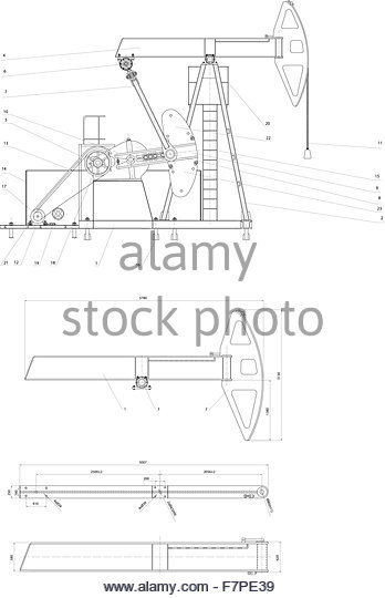 Petroleum Refinery Black and White Stock Photos & Images