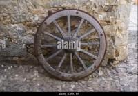 Cart Wheel Stock Photos & Cart Wheel Stock Images - Alamy