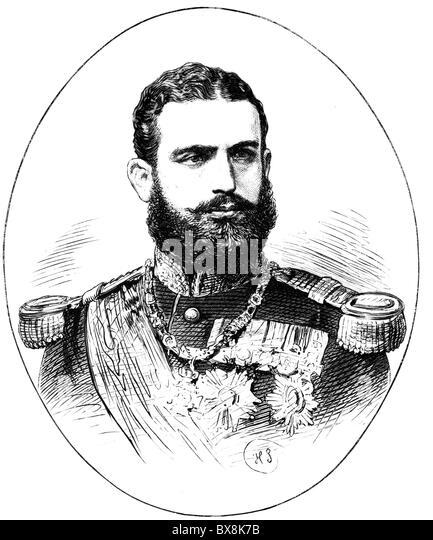 Prince Friedrich Karl Stock Photos & Prince Friedrich Karl