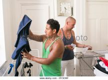 Clothes Dryer People Stock Photos & Clothes Dryer People ...