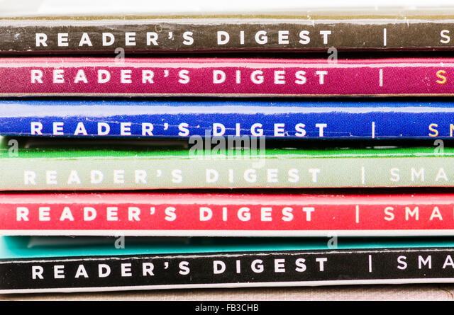 Image result for piles of readers digest