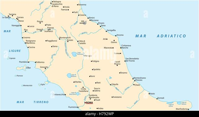 Forli Italy Map.Forli Italy Map Outline