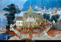 Ramayana Murals Stock Photos & Ramayana Murals Stock ...