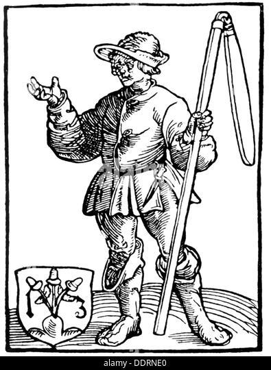 Peasants Revolt 1524 1525 Stockfotos & Peasants Revolt