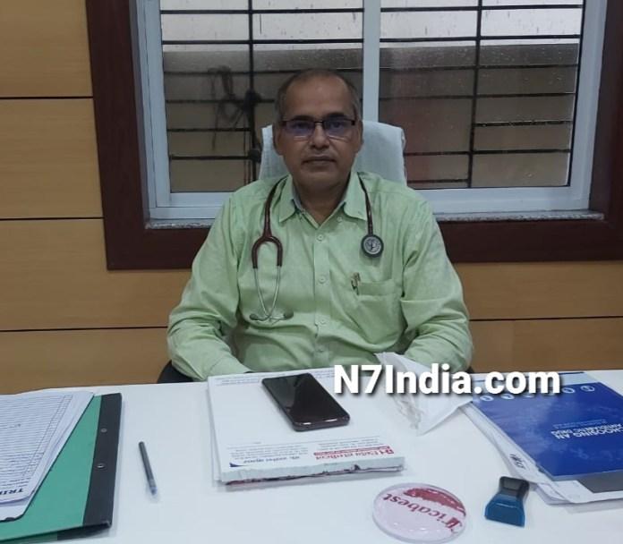 डॉ राकेश।