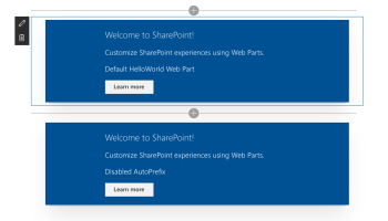 Alternative to innerHTML in SharePoint Framework web parts