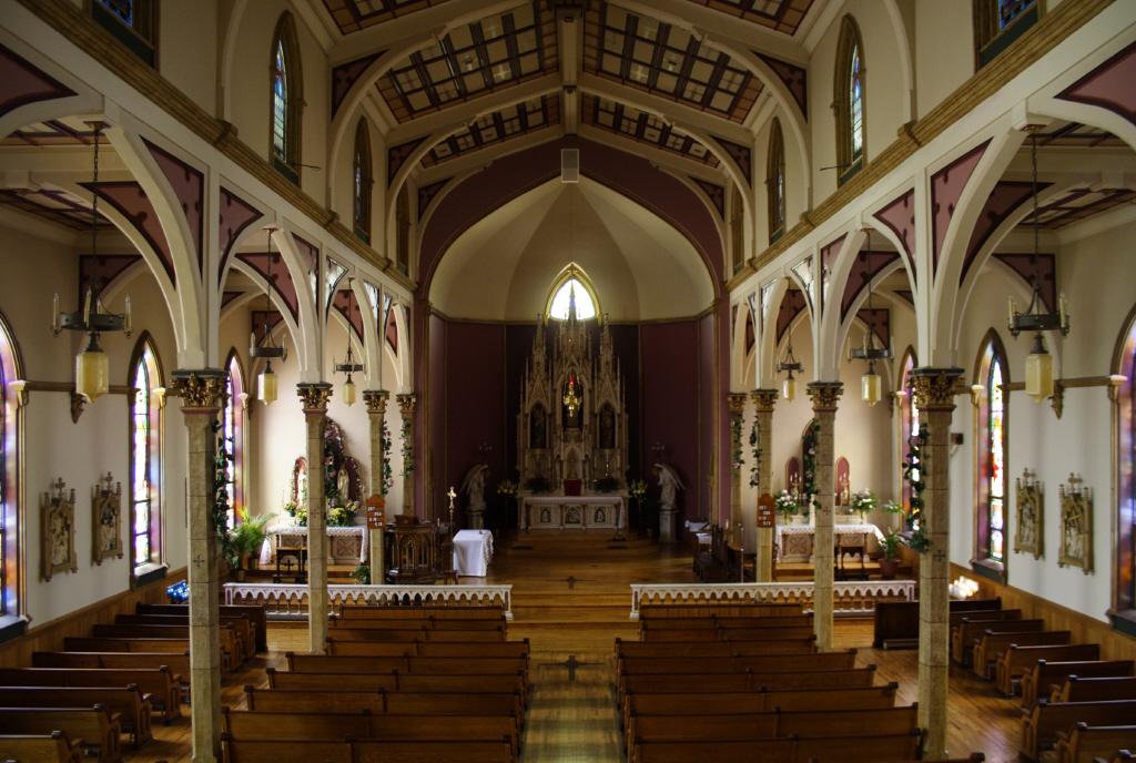 Holy Family Catholic Church  Columbus OH  225 Schantz