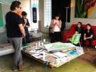 Visita al taller del artista Carlos Echeverría