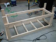 DIY Garage Workbench Plans 2X4