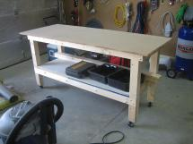 Workbench Construction Plans