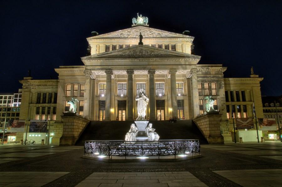 Берлинская опера фото