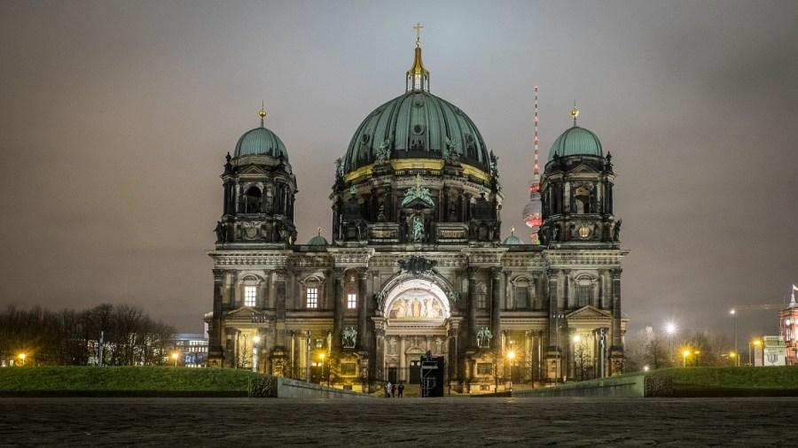 Берлинский кафедральный собор фото