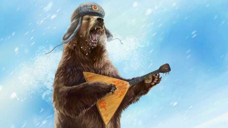 Медведь на ухо наступил - значение фразеологизма