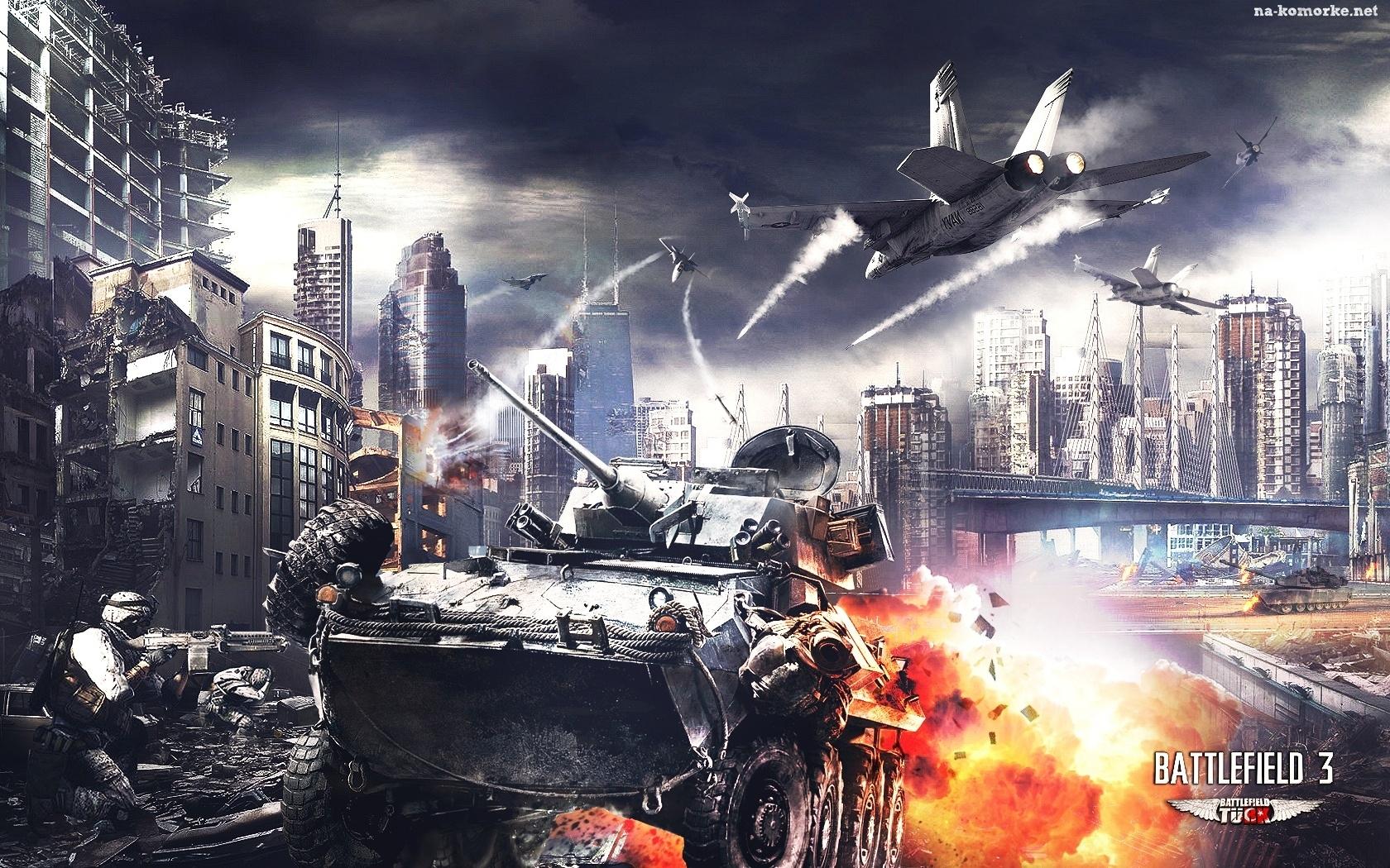 Spiderman Wallpaper Hd Battlefield 3 Czołg Miasto Na Kom 243 Rkę