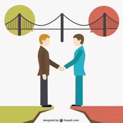 論理は理解の橋渡し