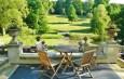 Meble do ogrodu w stylu francuskim