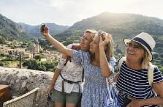 озеро на земле