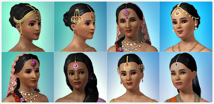 Haar Store Die Sims™ 3
