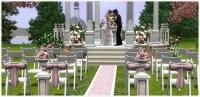 Romanza Ceremony + Attire - Store - The Sims 3