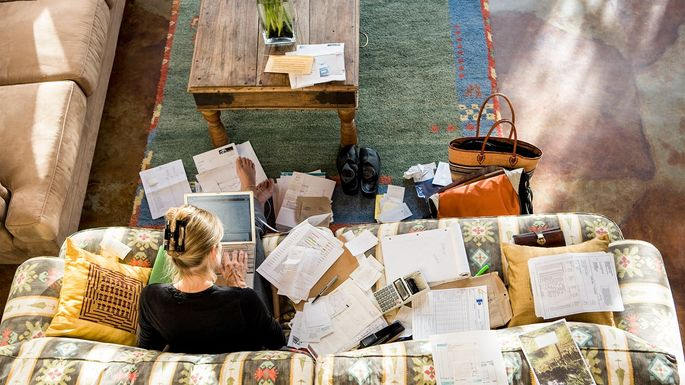 how to declutter your