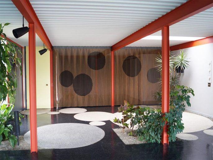 Interior garden