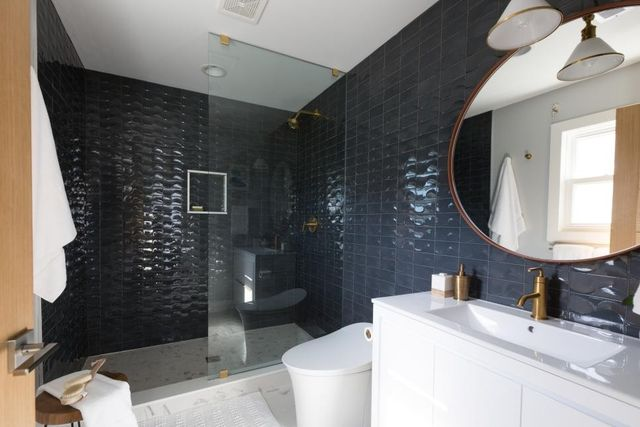 Jonathan's glam master bath
