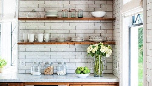 Open Shelving In The Kitchen Pros And Cons For Homeowners Realtor