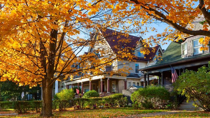 Fall Season Live Wallpaper For Android The Best Time To Buy A House May Be Fall After All
