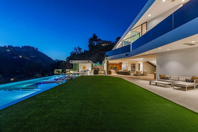 Chrissy Teigen and John Legend's new home in Beverly Hills