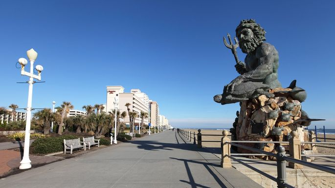 Live like a (sea) king for less in Virginia Beach, VA