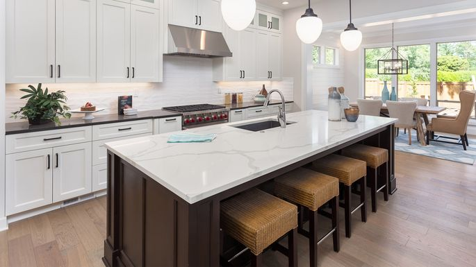 The Hottest Kitchen And Bathroom Trends Of 2018  Realtorcom®