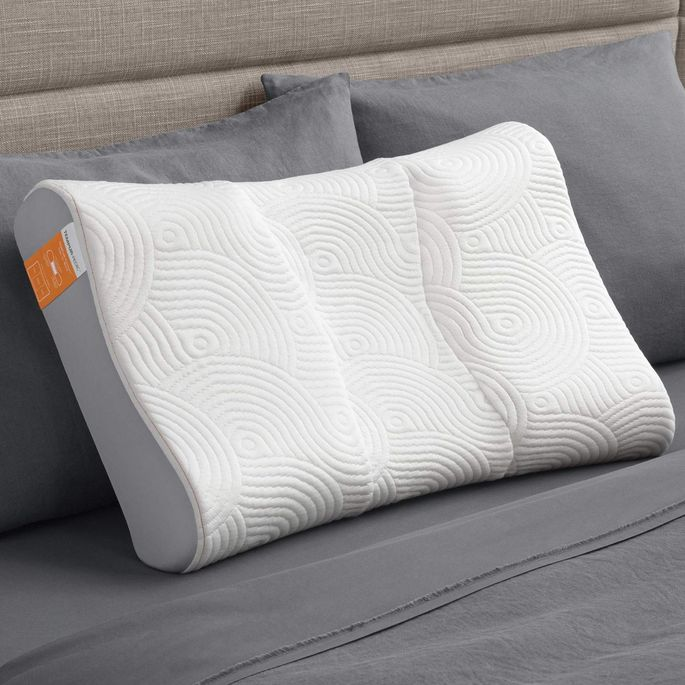 This firm pillow is worth the price.