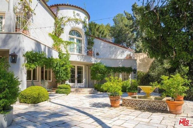 Katy Perry's Hollywood Hills home