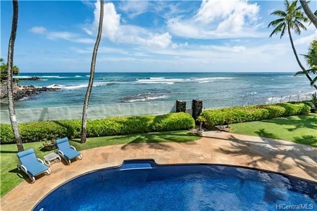 Jim Nabors' Hawaii estate