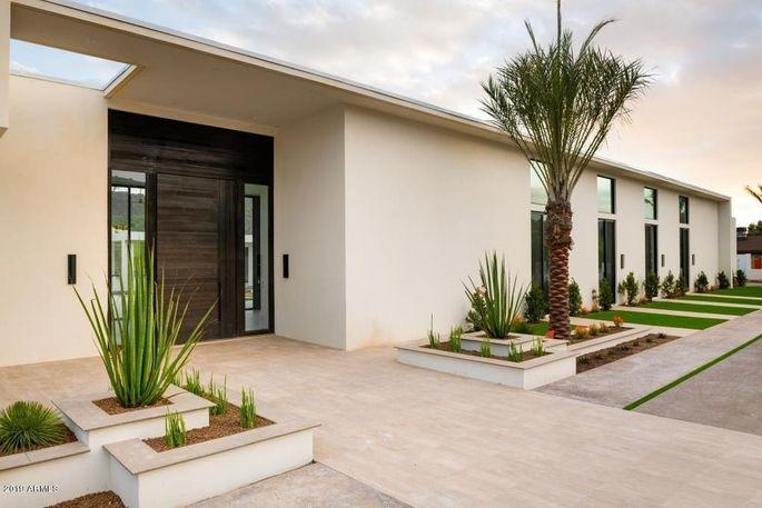 Kliff Kingsbury's new home