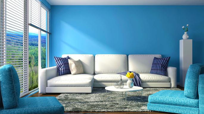 How To Make A Small Room Look Bigger With A Paint Job