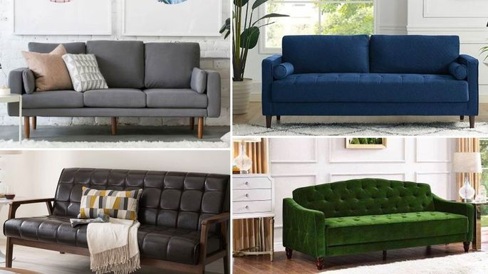 living room furniture under 500 dollars images of pretty rooms 10 stylish sofas realtor com