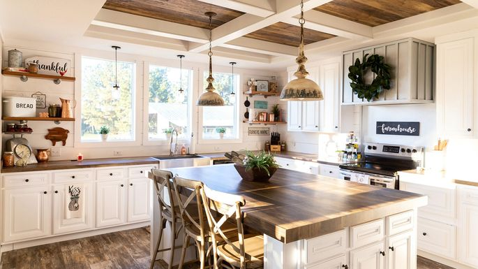 Want A Fixer Upper Farmhouse Style Home For 60K Heres