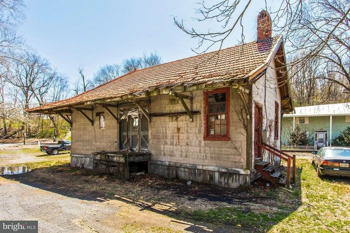 A fixer-upper, but charming nonetheless