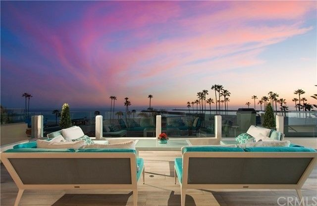 Views from Real Housewife of Orange County Kelly Dodd's deck