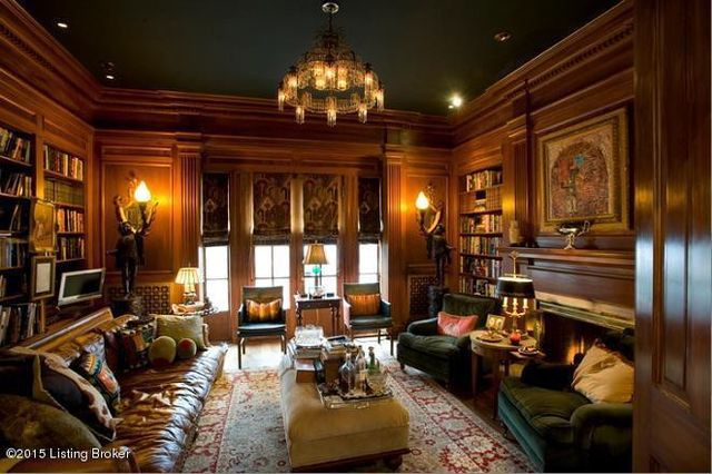 Eight Homes That Have Their Own Library  realtorcom