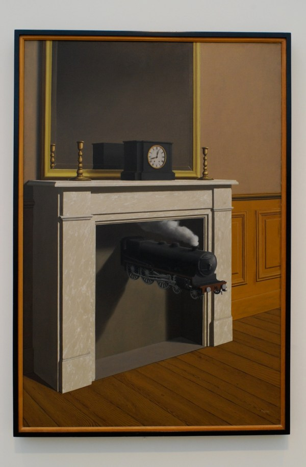 Time Transfixed Rene Magritte Na100procentchyba