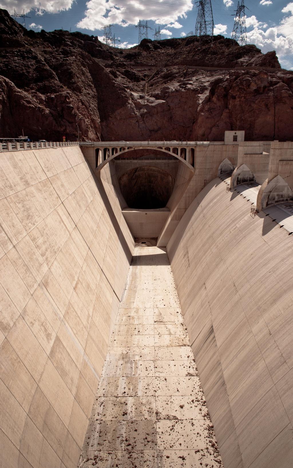 USA Trip 2012 Hoover Dam Arizona Nevada